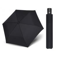 Automatyczna ULTRA LEKKA parasolka damska Doppler, czarna