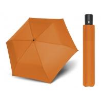 Automatyczna ULTRA LEKKA parasolka damska Doppler, pomarańcz