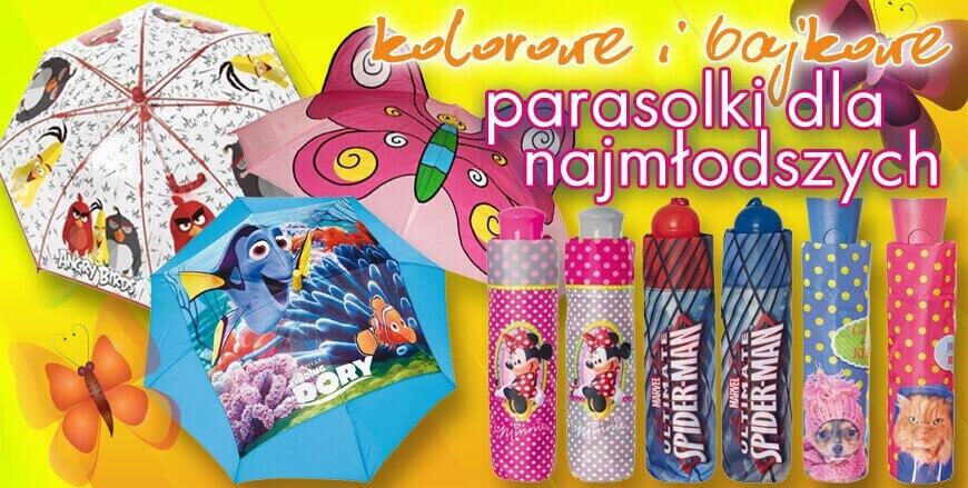 parasolki dziecięce
