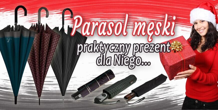 parasole męskie